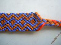 Friendship Bracelet Zig Zag6