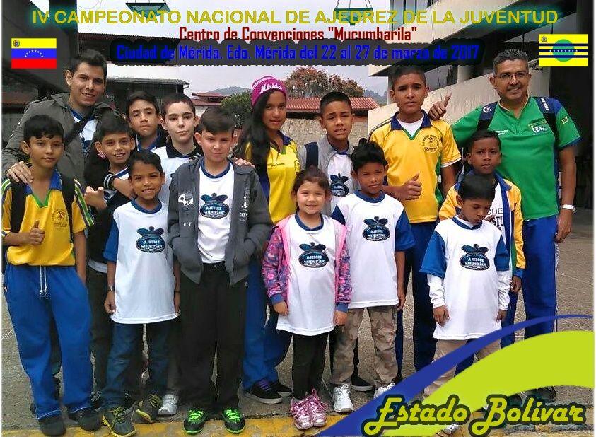 IV CAMPEONATO NACIONAL DE AJEDREZ DE LA JUVENTUD 2017