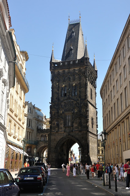 Old Town Powder Gate