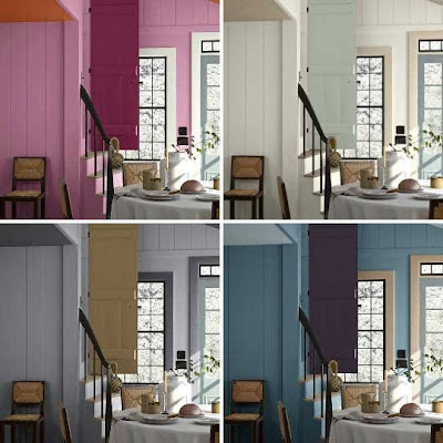 Choosing Bedroom Paint Colors