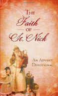 "Bestseller, ""The Faith of St. Nick: An Advent Devotional"""