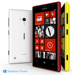 Nokia Lumia 720,Harga, Spesifikasi ,Hp Windows Phone 8, Kamera 6,7