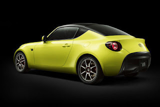 Toyota Had A New Sports Car-Bodied ' Petite '