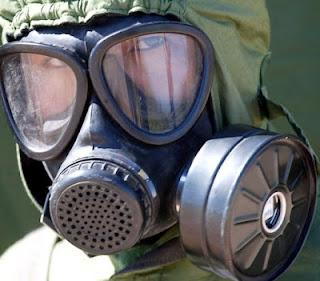 la proxima guerra armas quimicas siria mascara de gas