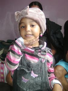 Minha filha Tarcylla