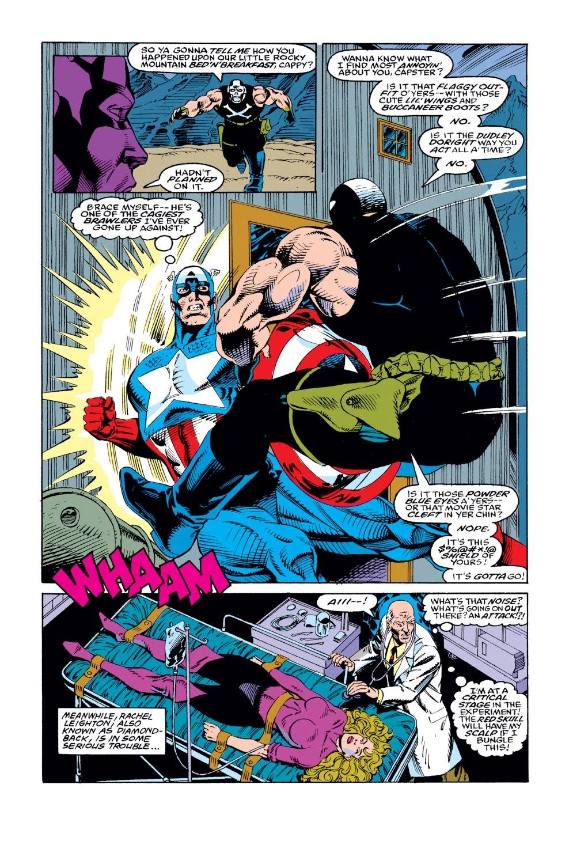 Captain America (1968) Issue #410 #359 - English 5