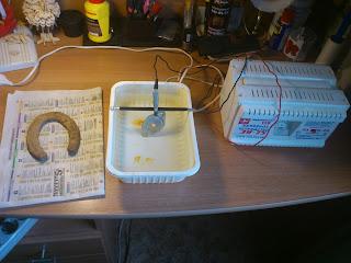 Очистка электролизом в домашних условиях