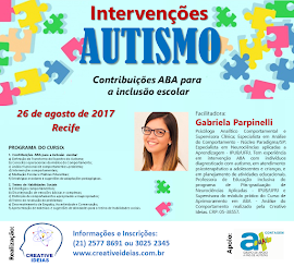 Intervenções Autismo ABA - Edição Recife