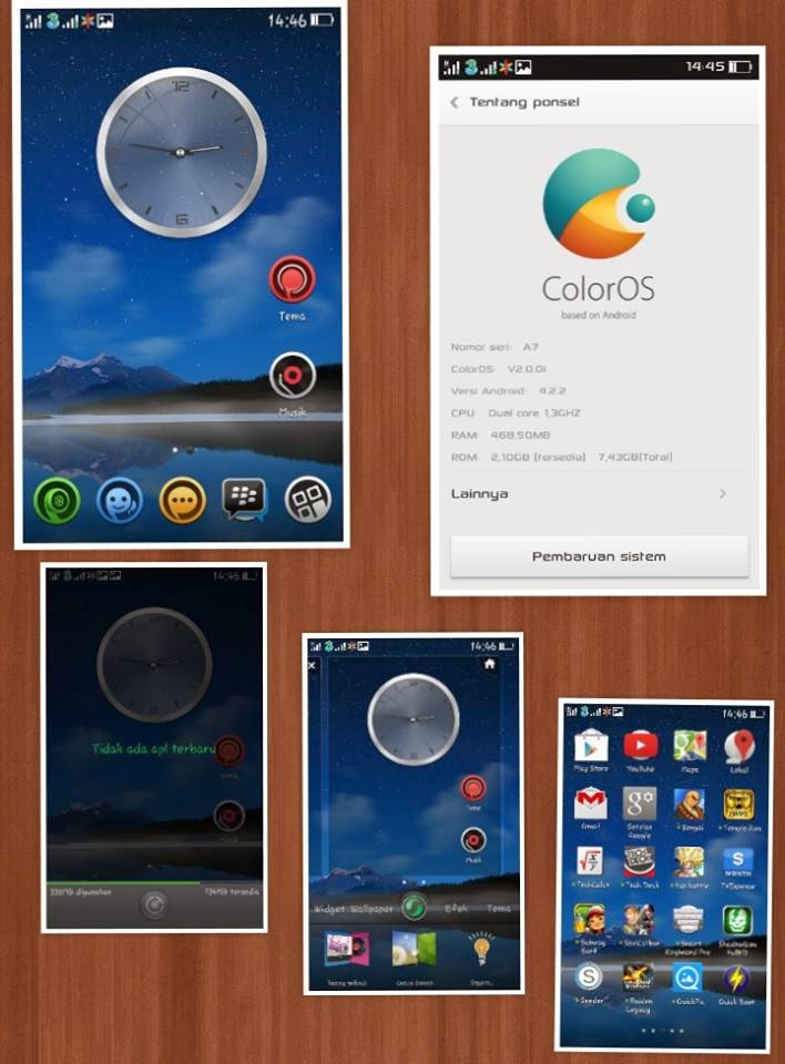 Cara Install ROM Color OS di Evercoss A7 | Super Smooth!