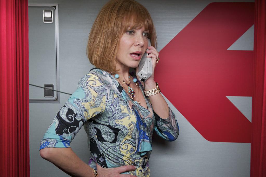 Cecilia Roth en Los amantes pasajeros