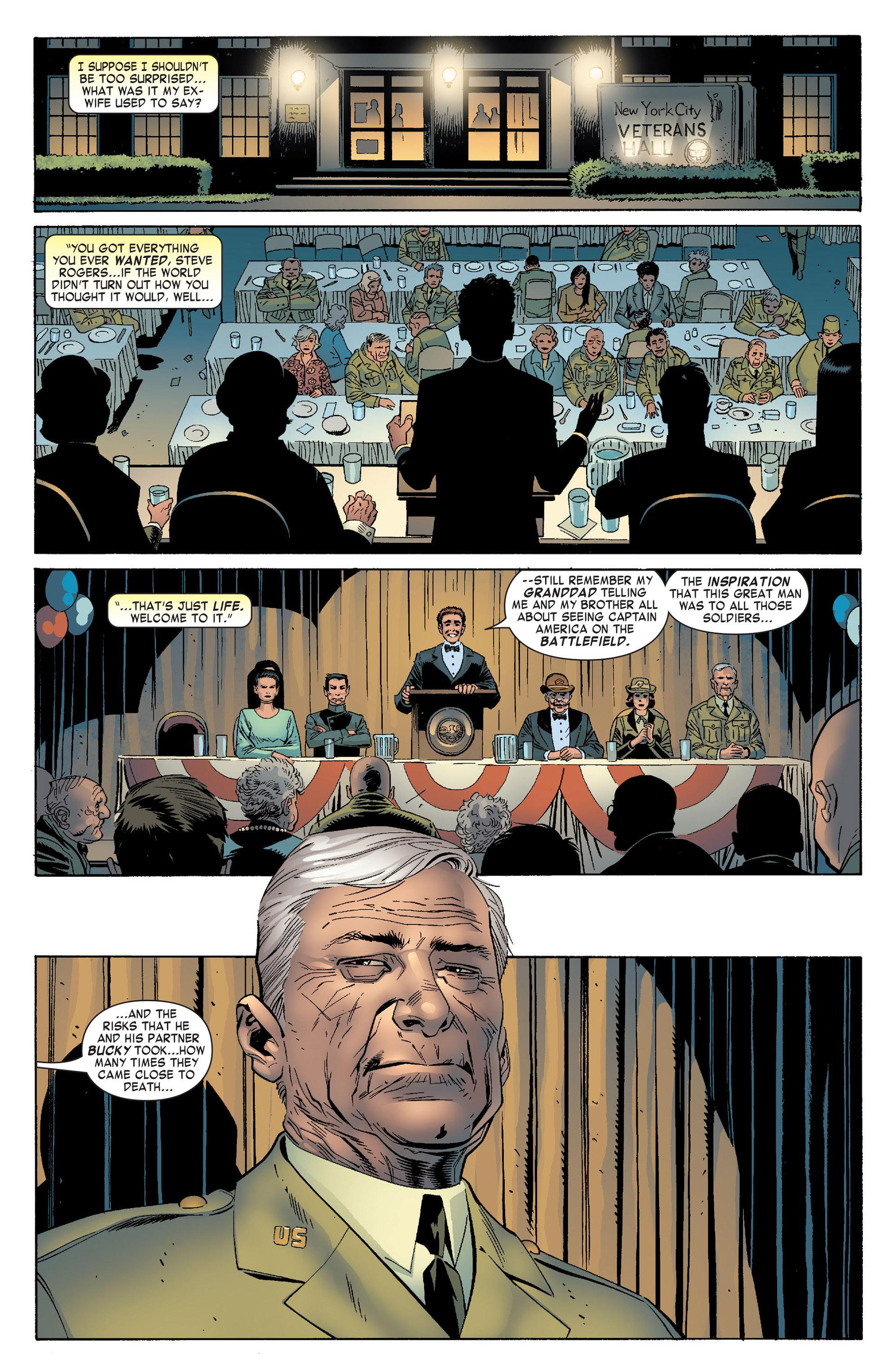 Captain America (2005) Issue #10 #10 - English 3