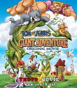 Tom And Jerrys Phiêu Lưu Cùng Đậu Thần