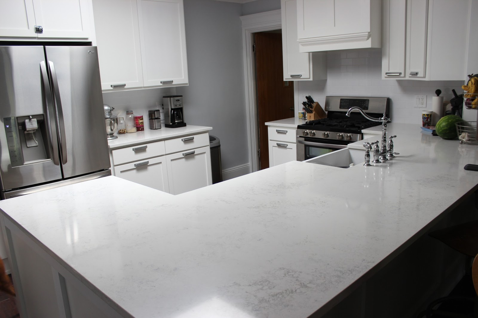 Zodiaq Countertop Reviews : ... Okite, they are simply the countertops we chose for the new house