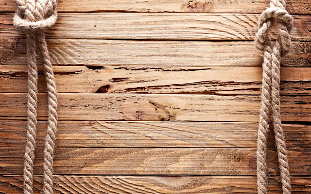 hout touw wallpaper