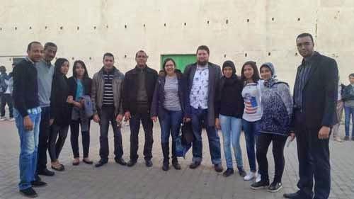 حفل تتويج المتفوقين باعدادية لسان الدين بن الخطيب بفاس
