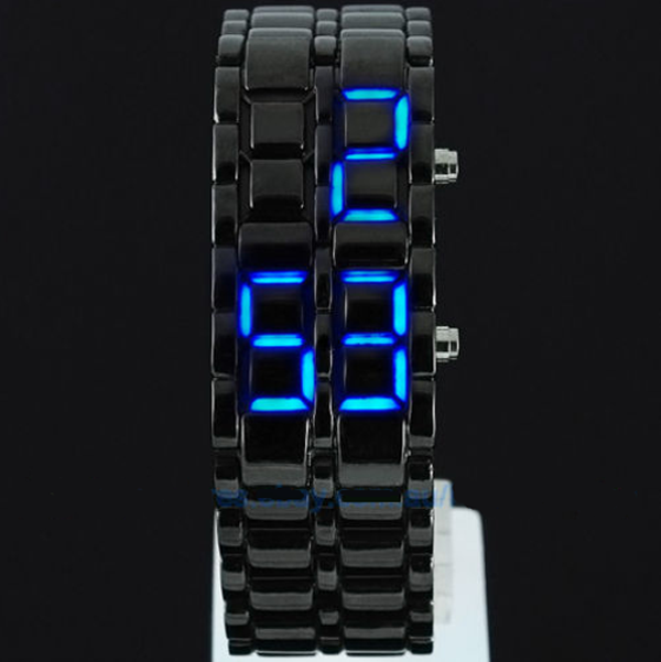 Jam Iron Samurai Black Blue