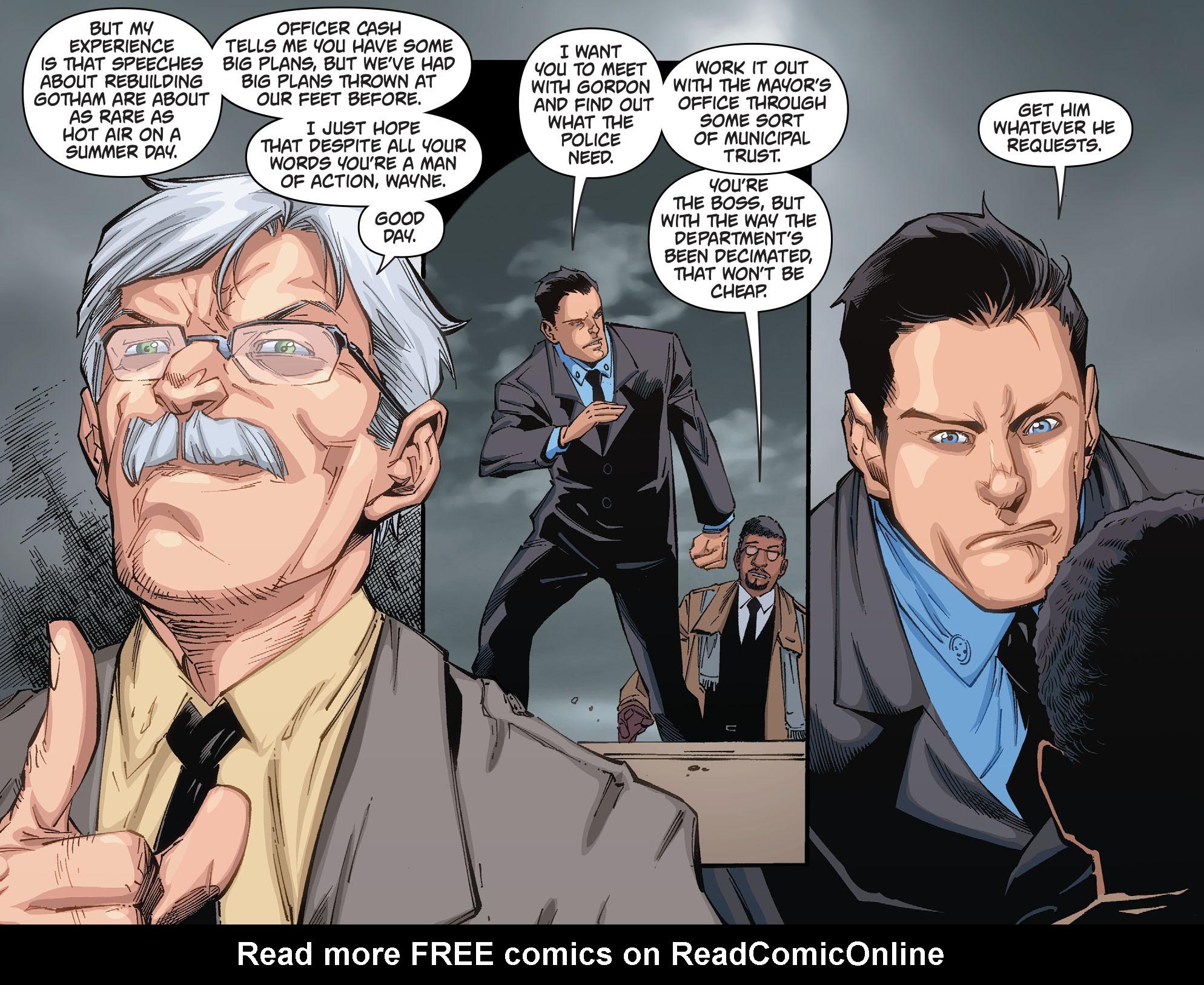 Batman: Arkham Knight [I] Issue #7 #9 - English 18