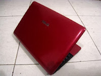 Jual netbook 2nd asus 1215b