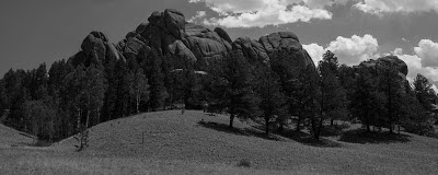Twin Rock Trail, Florissant Fossil Beds National Monument