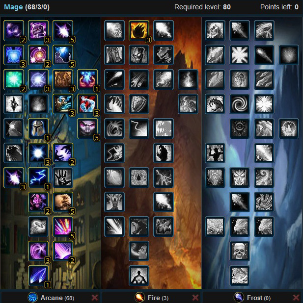 Fire mage rotation 5 3 autos post