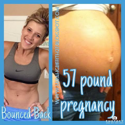 transformation story, transformation tuesday, beachbody success story, weight loss, baby weight, post partum transformation, sarah griffith, top beachbody coach, elite beachbody coach,