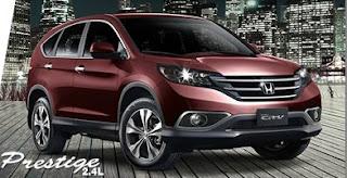 Info Harga Mobil Honda Terbaru Februari-Maret 2013