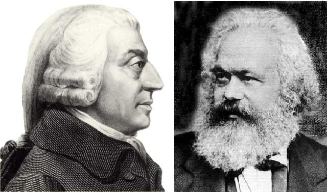 karl marx term papers
