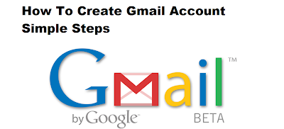 How to Create an Google Gmail Account 5 steps