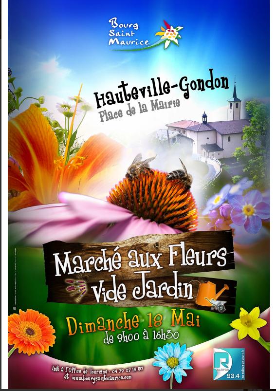 Les derni res infos de haute tarentaise par pierre for Jardin aux fleurs