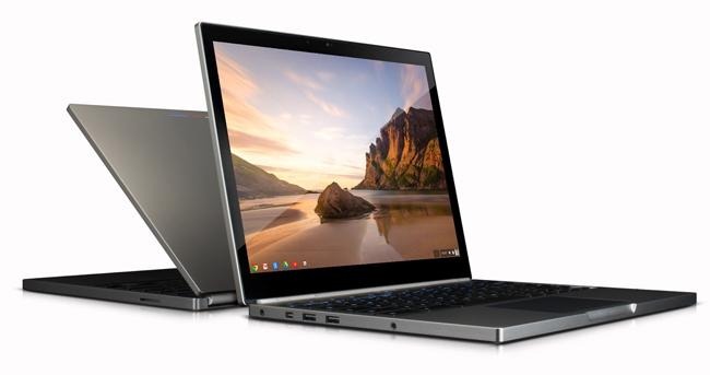 Chromebook Pixel es presentado