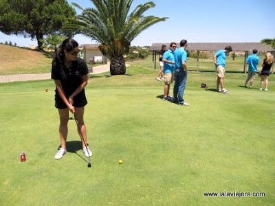 Putting Green Campo Golf Islantilla