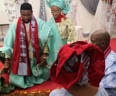Dotun n taiwo wedding