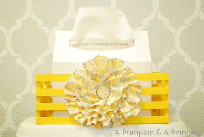 Marvelous Yellow Bathroom Accents