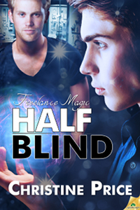 Half Blind by Christine Price