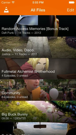 VLC Player 2.2 now available for iPhone, iPad and iPod Touch with Google Drive and Dropbox integration, download now