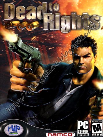 Free Download Games - Dead To Rights