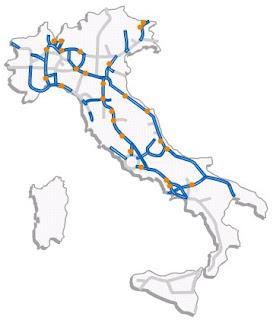 mappa Sosta Amica