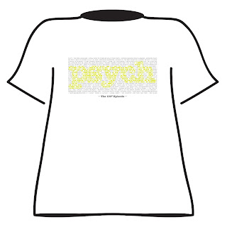 COMPLETED : Enter Our #Psych100 - 100th Episode T-shirt/iCades Giveaway