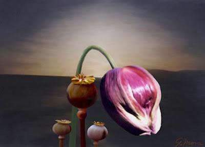 flores-surrealistas-al-oleo