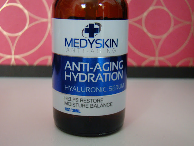 Serum com Ácido Hialurônico - Anti idade para o rosto MedySkin