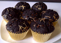 Resep Kue Muffin Coklat Keju Enak