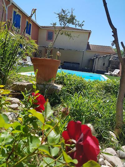 Villa olivier - piscine + spa