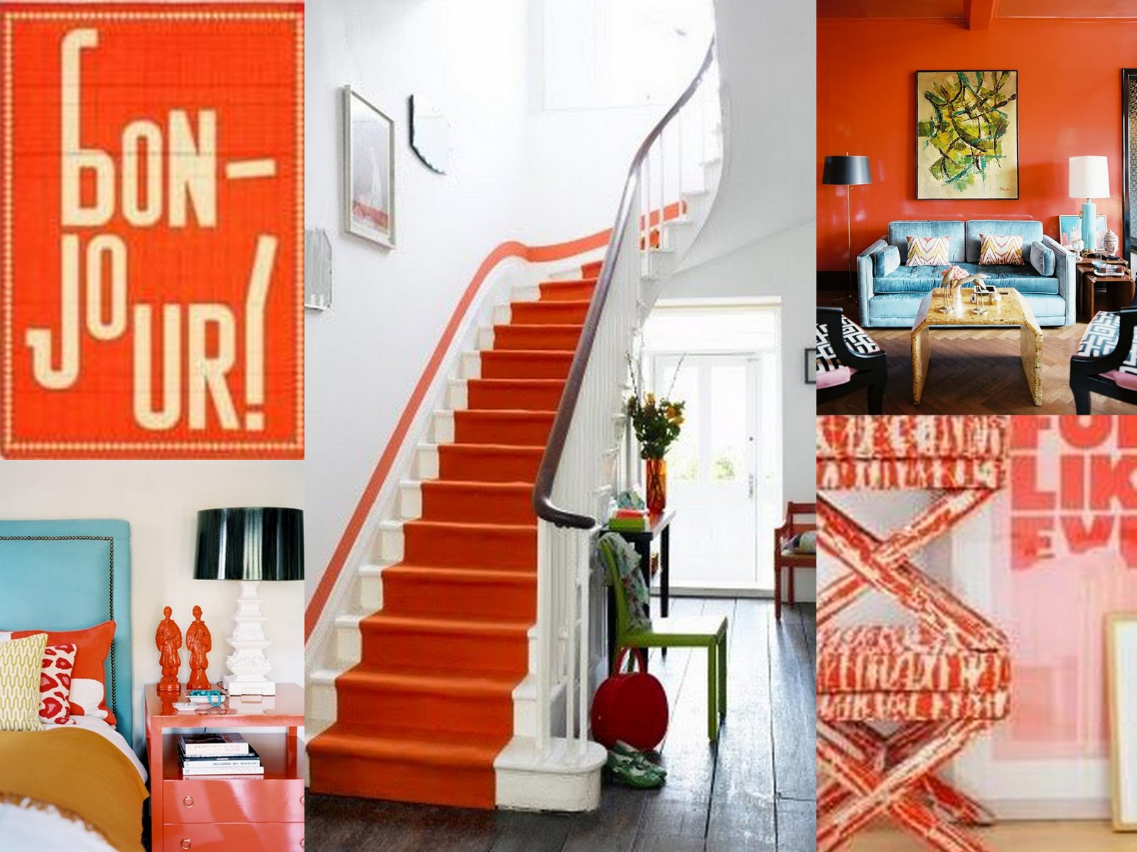 PANTONE 2012 COLOR OF THE YEAR IS TANGERINE TANGO | EVER WANTING