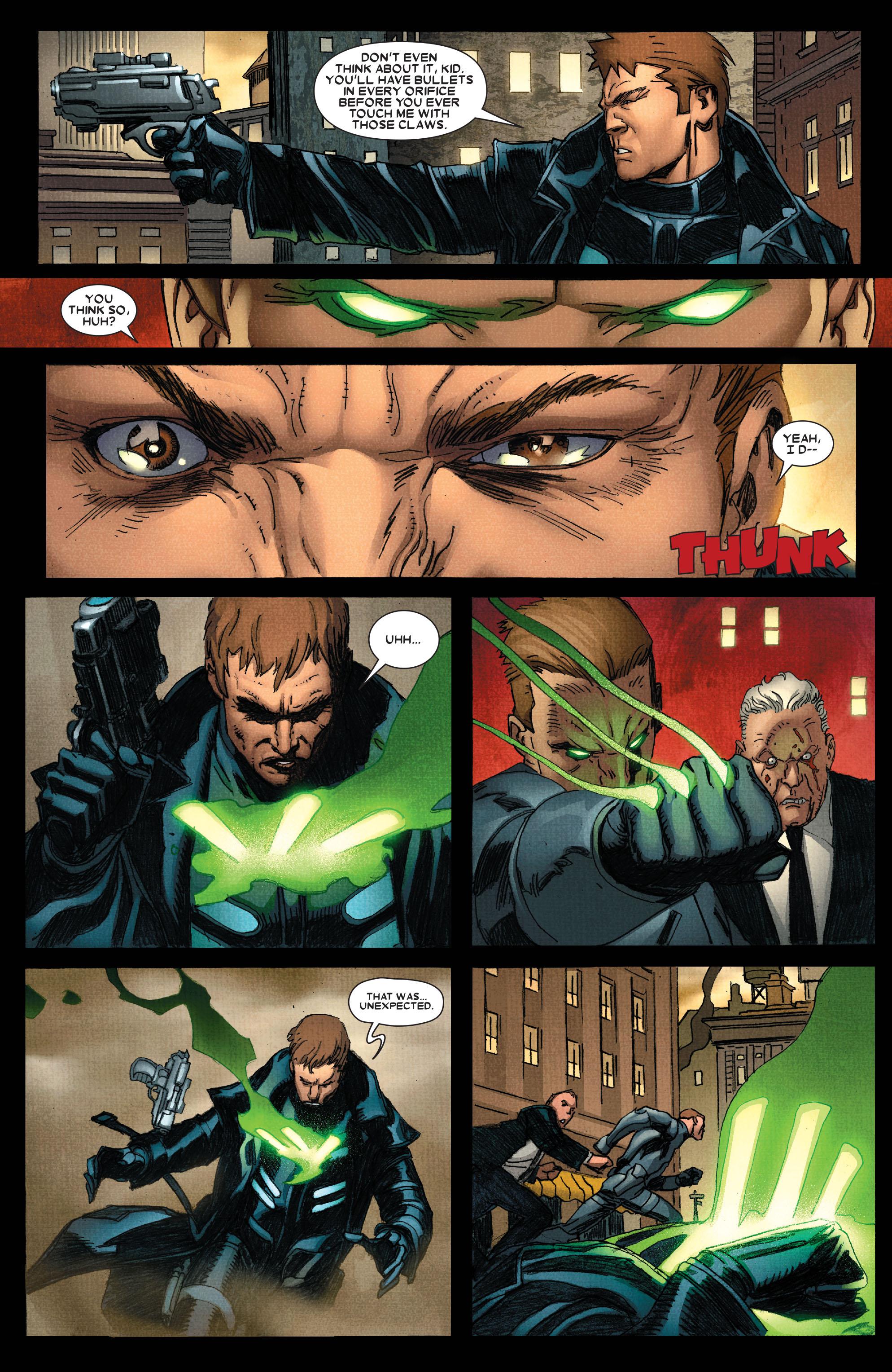 Wolverine: Weapon X #4 #13 - English 18