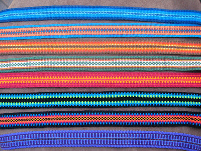 handwoven camera straps