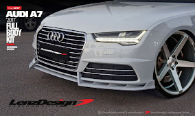 Audi A7 Tuning & Body Kit