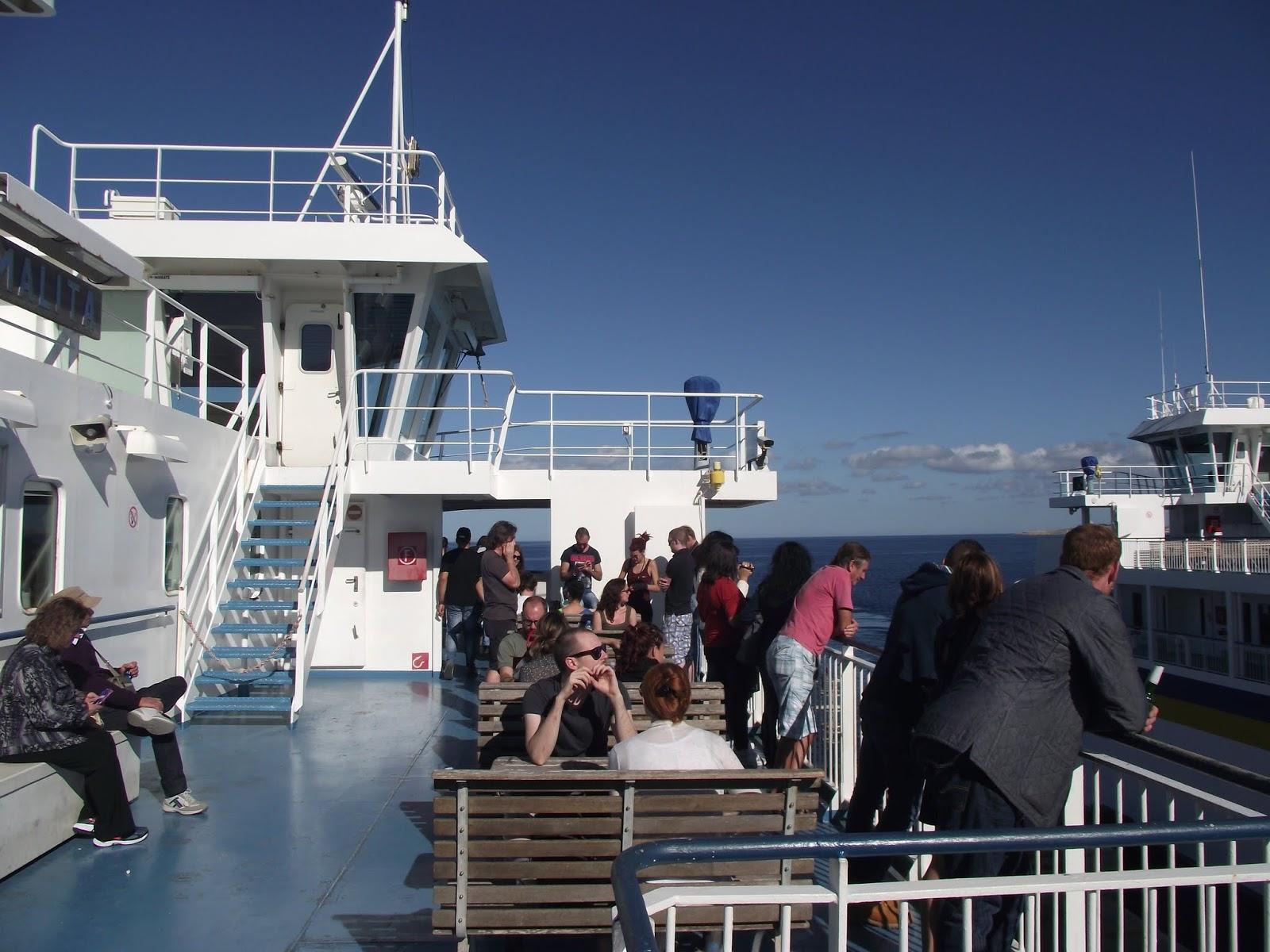Ferry Malta-Gozo