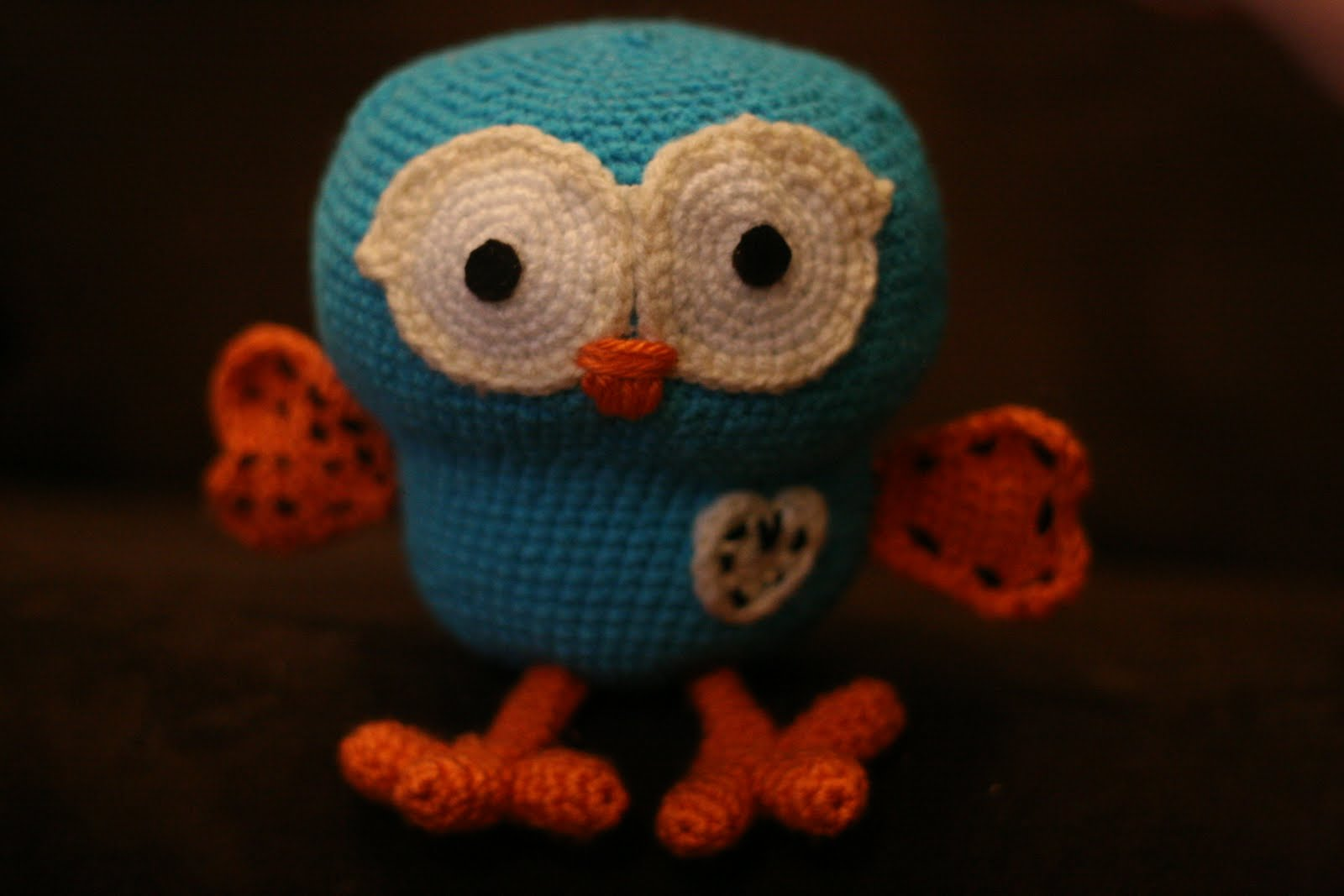 Amigurumi Owl Crochet Patterns Free : 2000 Free Amigurumi Patterns: Giggle and Hoot: free owl ...