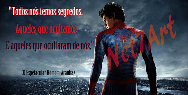 Frases O Espetacular Homem Aranha The Amazing Spider Man Net7art
