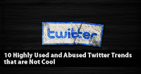 10 Abused Twitter Trends image from Bobby Owsinski's Music 3.0 blog